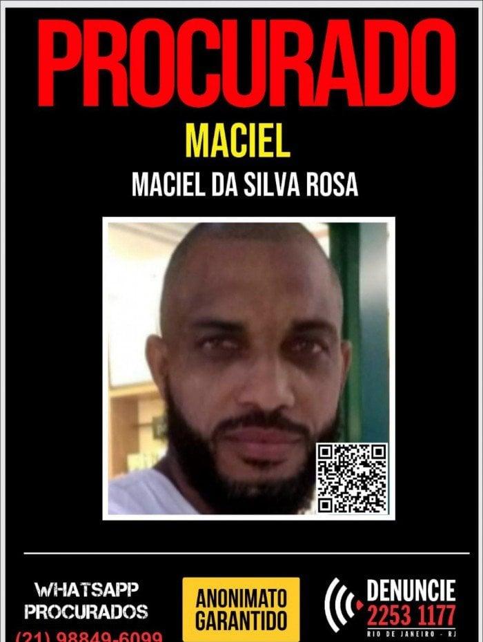 Portal dos Procurados pede por informações sobre principal suspeito de atirar na ex-namorada em Campos dos Goytacazes