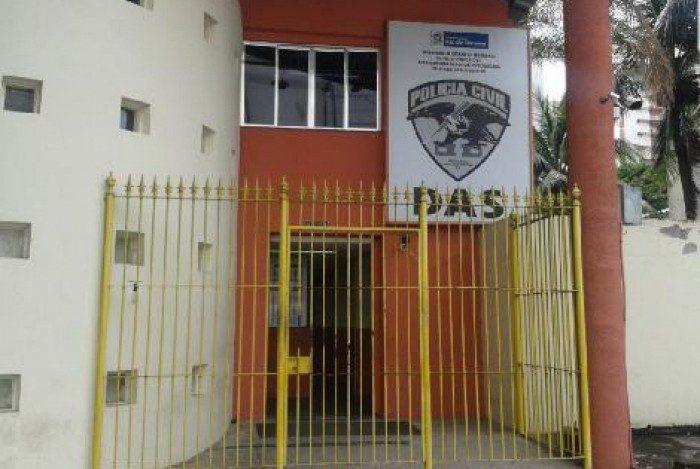 Prisão foi feita por policiais civis da Delegacia Antissequestro (DAS)