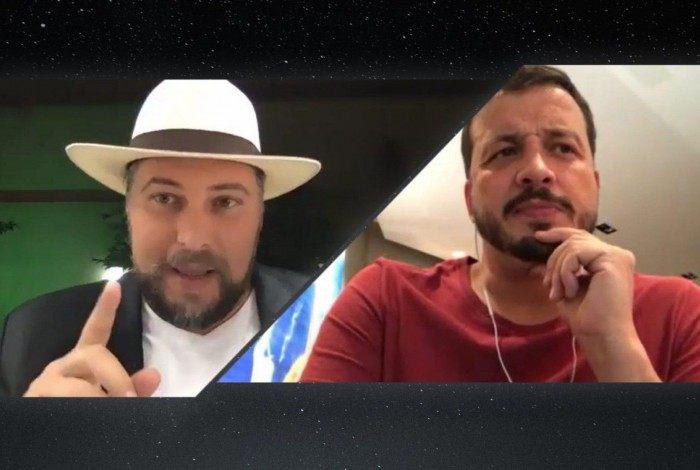 O comediante Rafael Cortez participa da estreia de programa que mistura psicanalise com humor