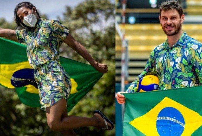 Abertura dos Jogos Olímpicos será nesta sexta