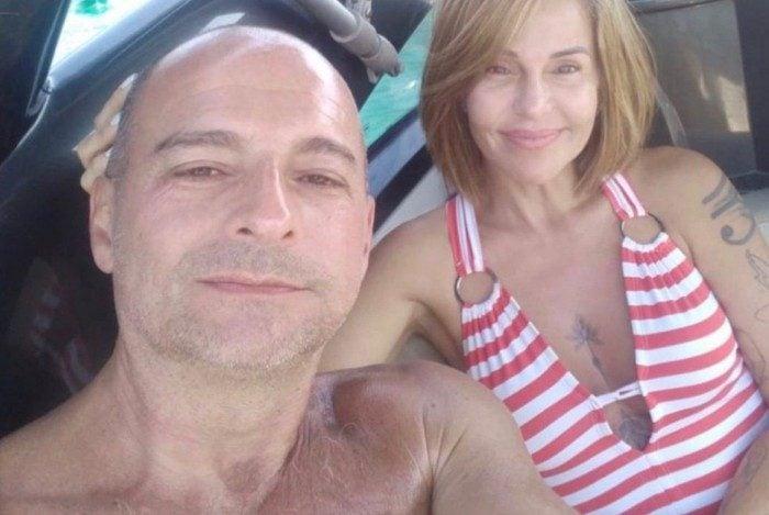 Cristiane Nogueira da Silva, de 48 anos, e Leonardo Machado de Andrade, de 50, desapareceram em Angra dos Reis