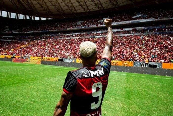 Confronto entre Flamengo x Grêmio pela Copa do Brasil terá torcida nesta quarta-feira