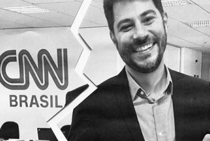 Evaristo Costa foi demitido da CNN Brasil
