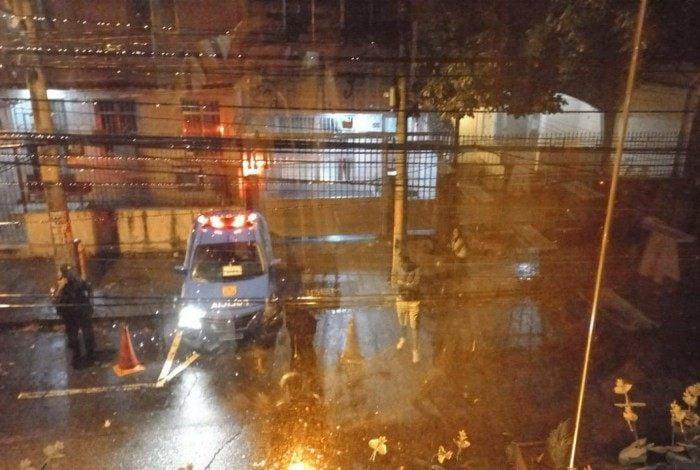 Leuvis Manuel Olivero Ramos foi atacado a tiros na Tijuca