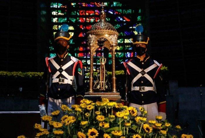 Santa Missa de 90 anos do Cristo Redentor na Catedral Metropolitana
