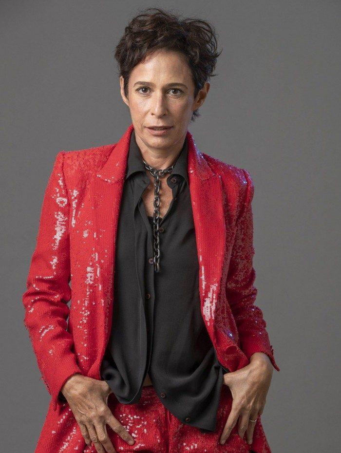 Andrea Beltrão está de volta às novelas