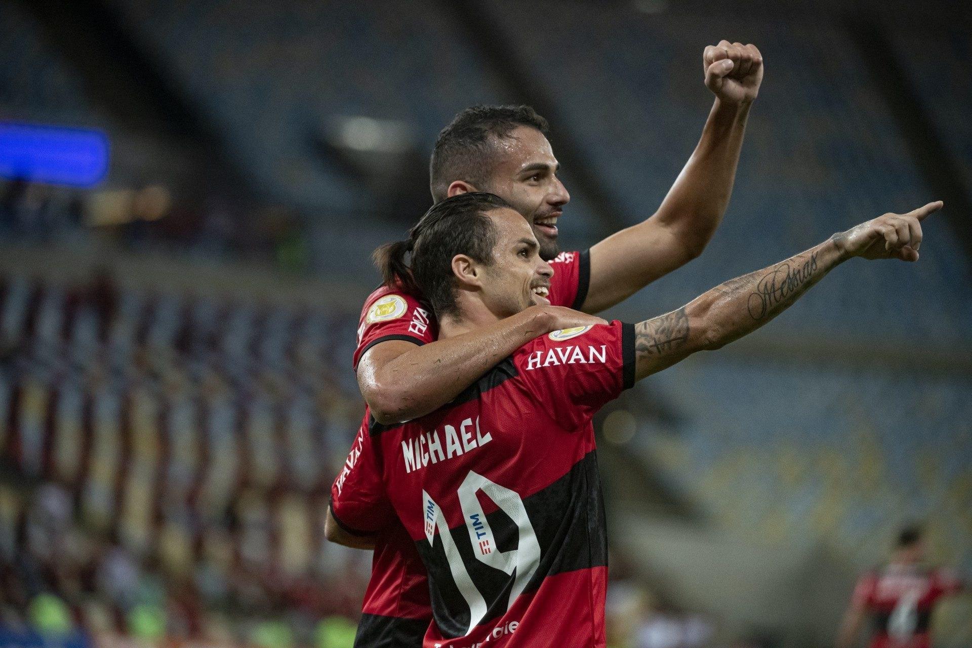 Flamengo tropeça em casa diante do Cuiabá