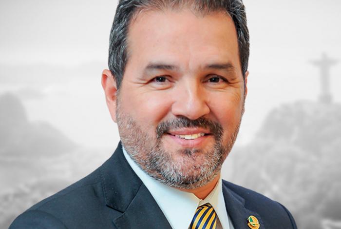 Eduardo Lopes (PRB), candidato ao Senado