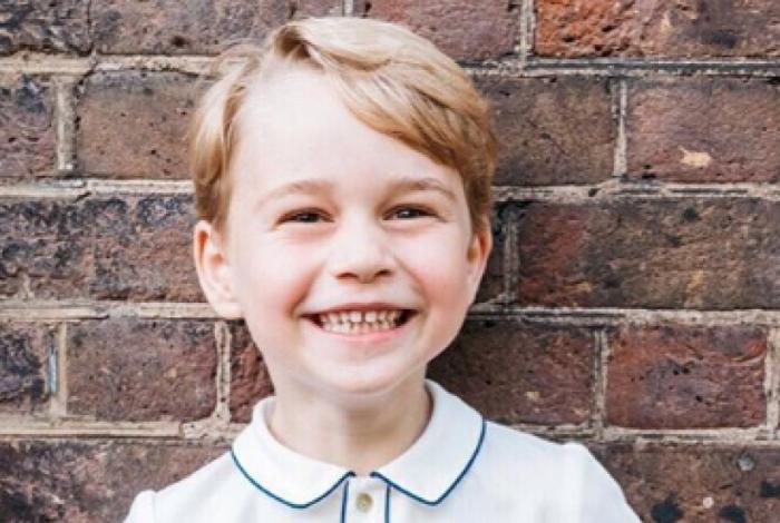 Príncipe George começa a fazer aulas de ballet na Thomas's Battersea