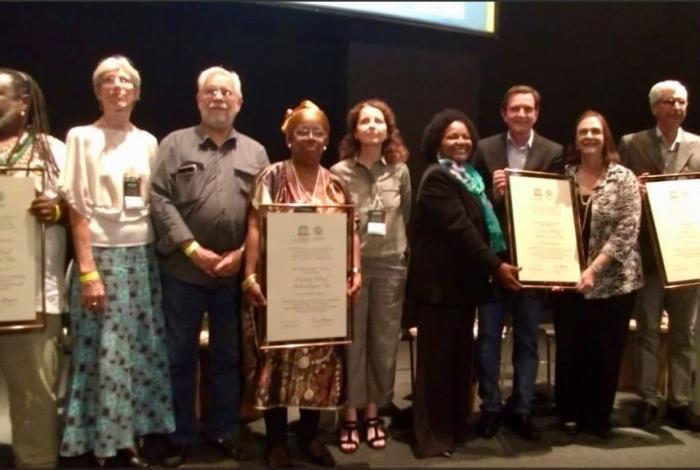 Cais do Valongo recebe título de Patrimônio Mundial da Unesco