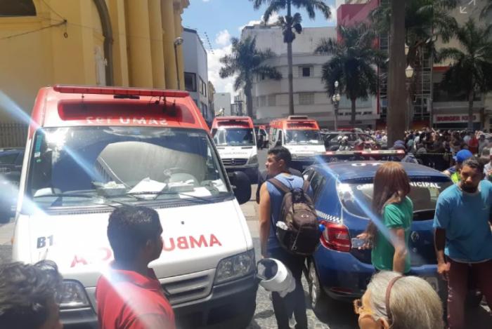 Ataque aconteceu na tarde desta terça-feira