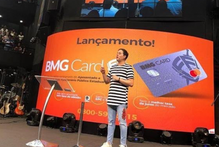 André Valadão lançou um cartão de crédito