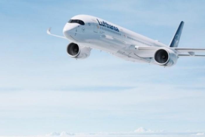 Avião da Lufthansa tem problema em turbina e precisa fazer pouso de emergência no Galeão