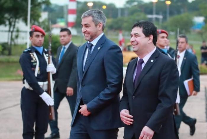 Presidente do Paraguai, Mario Abdo Benítez