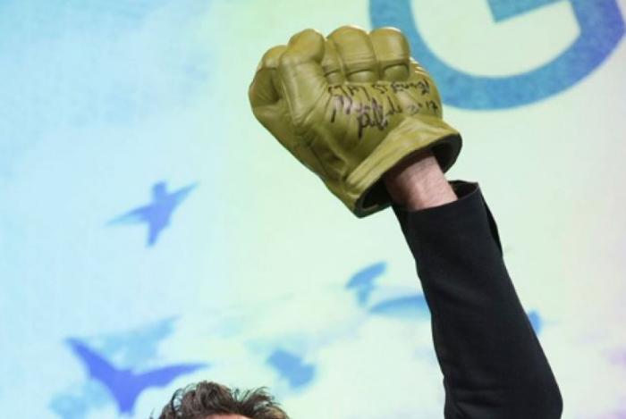 Mark Ruffalo diz que recebeu roteiro falso de 'Vingadores: Ultimato'