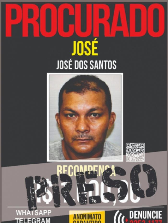 José dos Santos, de 43 anos