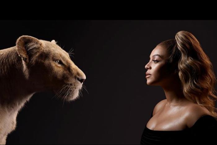 Beyoncé e Nala