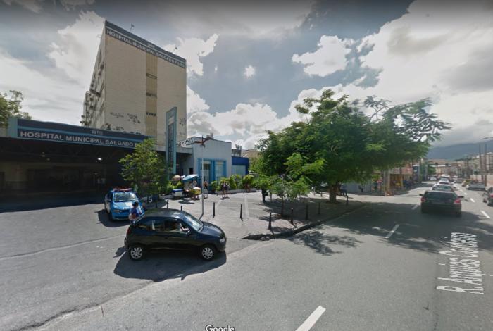 Hospital Municipal Salgado Filho, no Méier, na Zona Norte do Rio