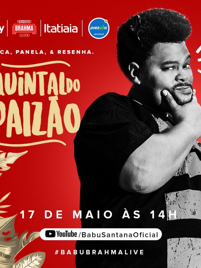 Live do Babu Santana