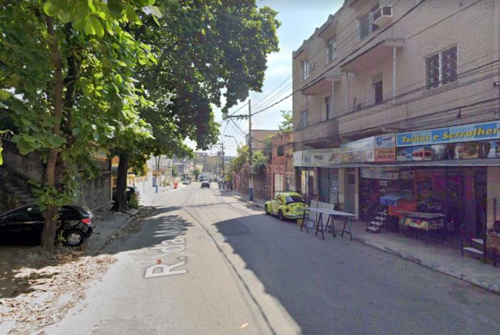 Rua da Matriz, São João de Meriti