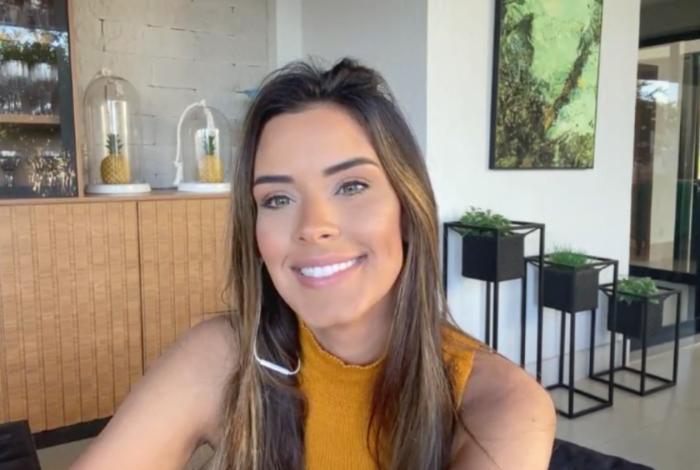 Ex-BBB Ivy Moraes