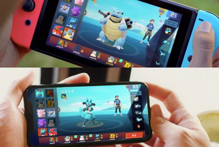 O jogo será lançado para Nintendo Switch e dispositivos móveis