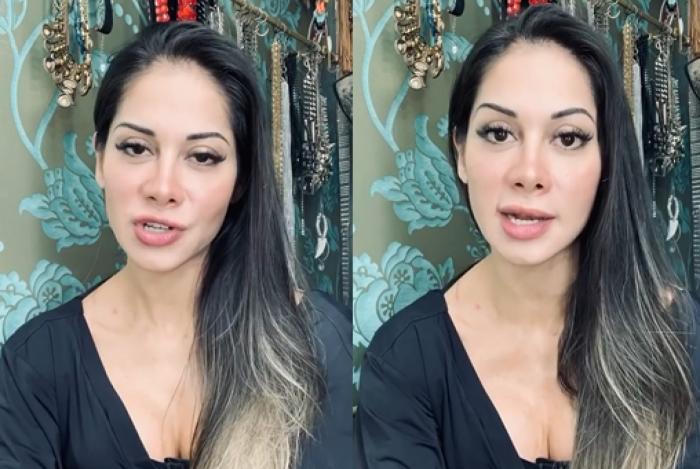Mayra Cardi faz desabafo sobre relacionamentos abusivos
