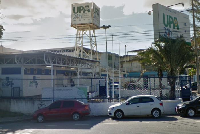 Vítimas foram levadas para a UPA de Ricardo de Albuquerque