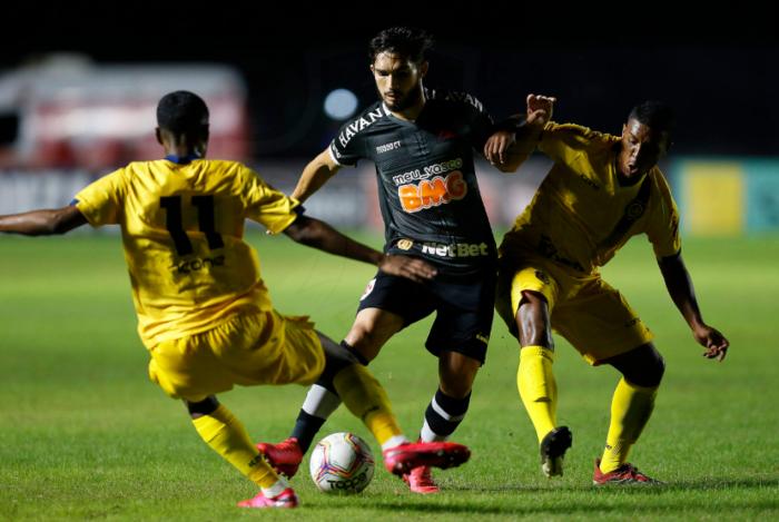 Vasco derrotou o Madureira