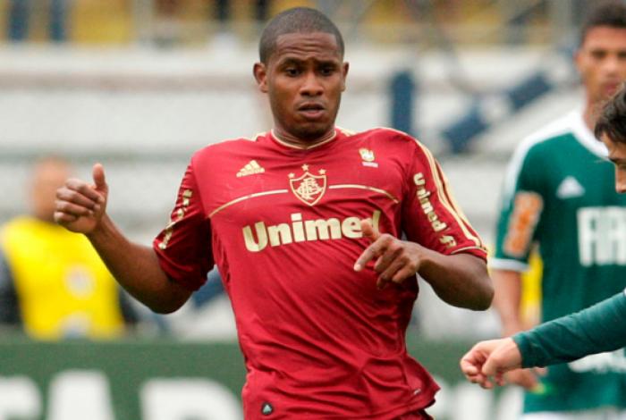 Valência jogou no Flu entre 2010 e 2014