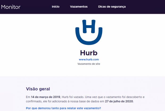 Dados de 20 milhões de usuários do Hotel Urbano vazam na deep web