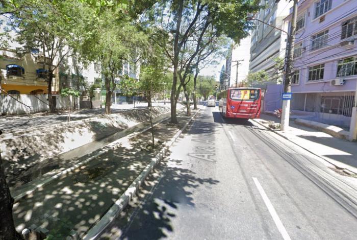 Avenida Almirante Ary Parreiras, em Icaraí, Niterói