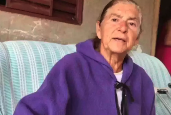 Avó de Michelle Bolsonaro, Maria Aparecida Firmo Ferreira