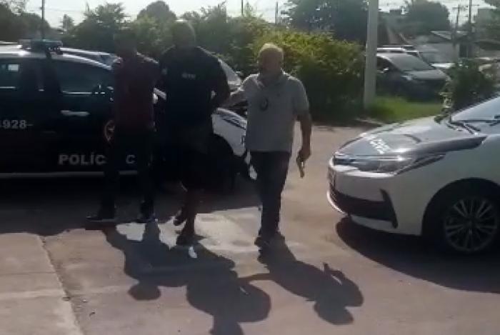 Motorista de van é preso por descumprir medida protetiva e ameaçar ex-companheira
