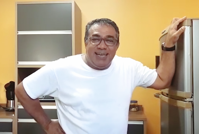 Mauro Machado, o Painitto