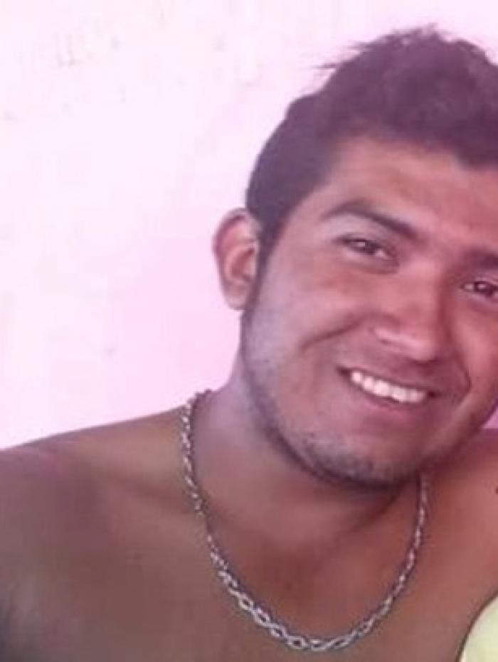 Cleison, de 28 anos, foi uma das vítimas do envenenamento